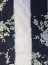 Sjaal bloem
