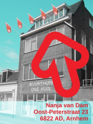 Adres Studio Nanja van Dam